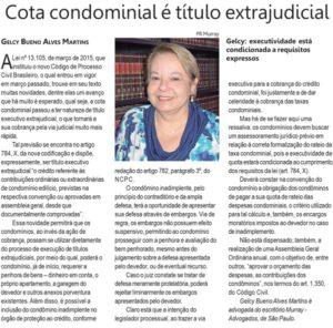 artigo GBM